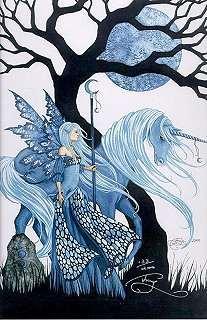 Winter Solstice (Amy Brown Art)