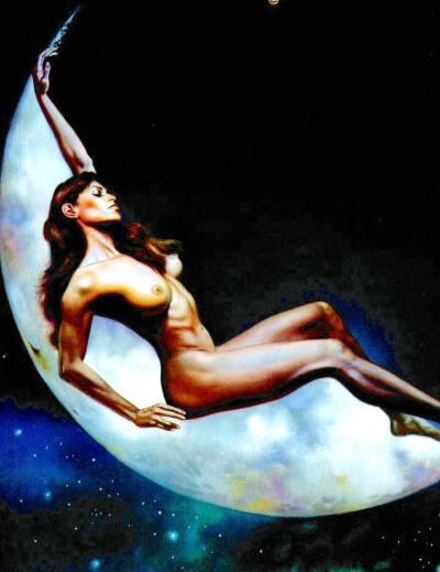 Cabalgando a la Luna
