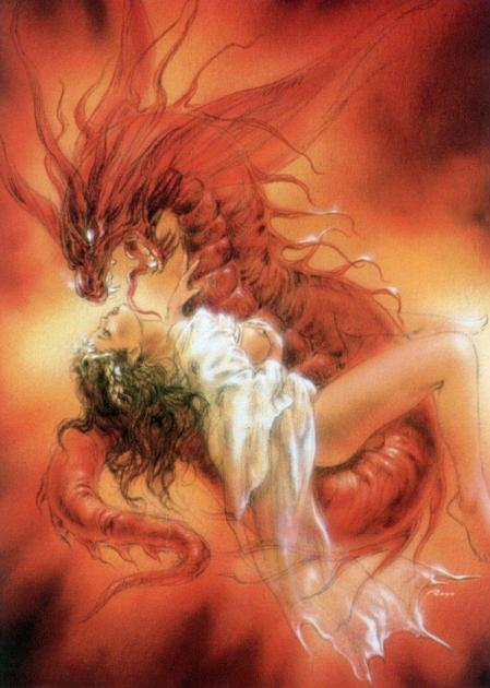 Dragon Sex (Luis Royo)