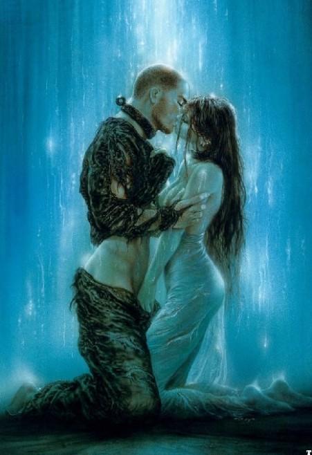 Luis Royo Fantasy Art