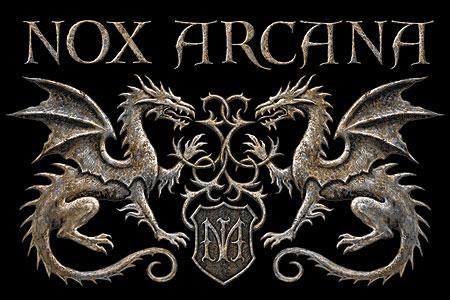 NOX ARCANA Nox-logo-gold