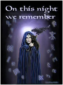 On this night we remember…