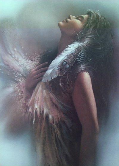 La Diosa despierta…